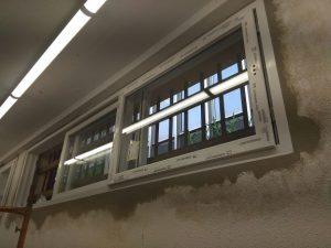 sustitucion ventana PVC reducion de ruido